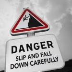 danger slip and fall1 150x150 False Friends