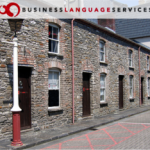 Business Language Services The Cottages - our historical offices
