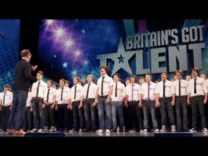 Business Language Services Welsh hymns take pride of place on British television