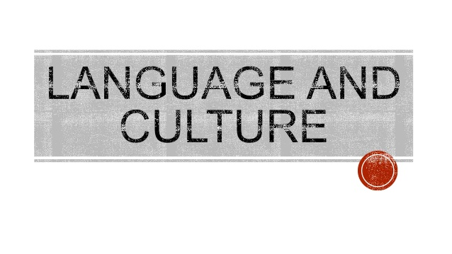 Business Language Services Cultural Vocabularies: Terms in Other Languages